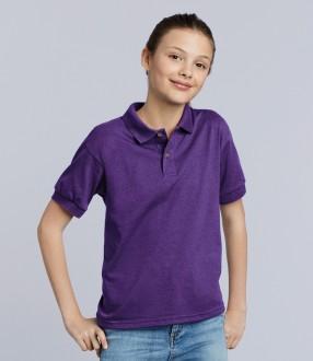 Gildan Kids DryBlend® Jersey Polo Shirt