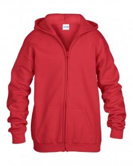 Gildan Kids Heavy Blend™ Zip Hooded Sweatshirt