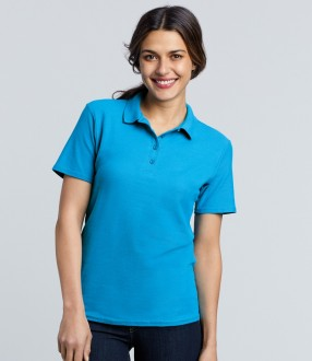 Gildan Ladies SoftStyle® Double Pique Polo Shirt