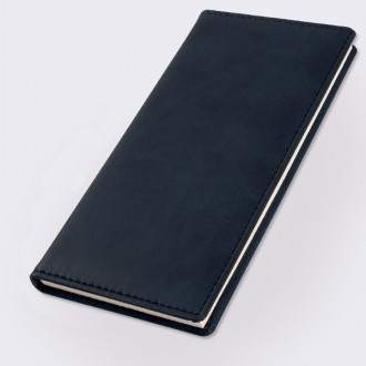 Brandhide Pocket Diary Candidate Slim Week to View Cream Paper
