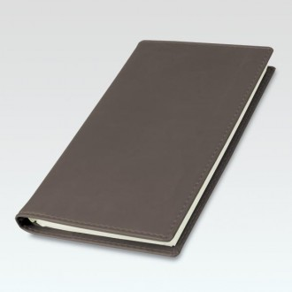 Spirolux Pocket Brandhide Diary Cover with Diplomat Diary Insert