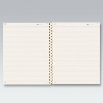 myNo Spiral Large Notebook Insert