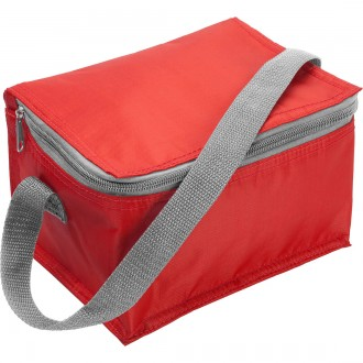 Polyester Cooler Bag - Six Cans