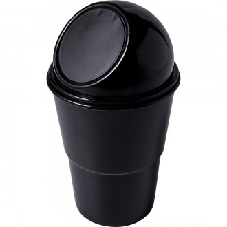 Miniature Plastic Wastepaper Basket