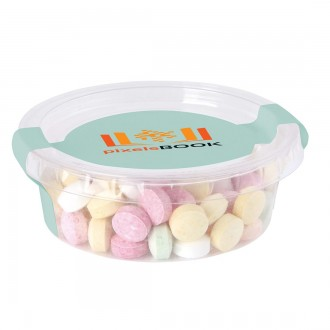 Biobrand Small Sweet Tub - Mints or Fruit Sweets