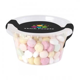 Biobrand Medium Sweet Tub - Mints or Fruit Sweets