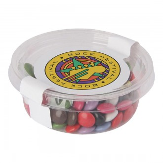 Biobrand Small Sweet Tub - Choco Mix or Jelly Beans