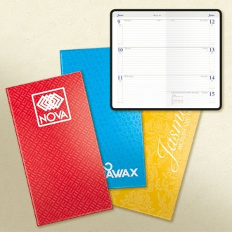 Infinity Pocket Diary Senator Week to View Bookbound White Paper