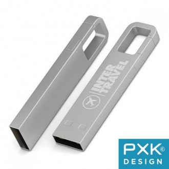 Iron 2 Hook USB