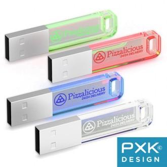 Iron Crystal Candy USB LED