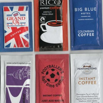 Coffee Sachets
