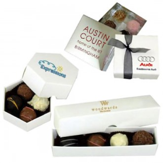 Luxury Chocolate Box - 4 Chocolate Box Assortment