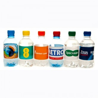 Plastic Bottled Water - 330ml