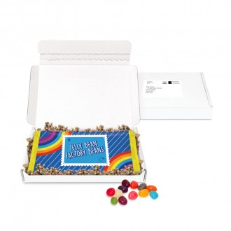 Midi Postal Box - Jelly Bean Flow Bag