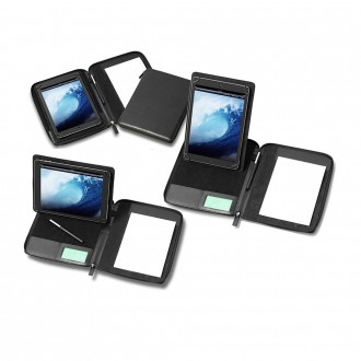 Mini Zipped Adjustable Tablet Holder