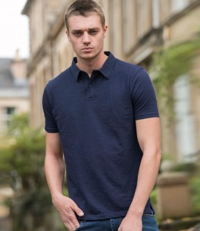 AWDis Slub Polo Shirt