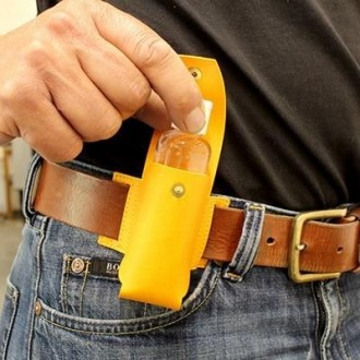 Hand Sanitiser Pouch - For Belts