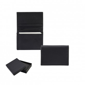 Sandringham Nappa Leather Business Card Holder