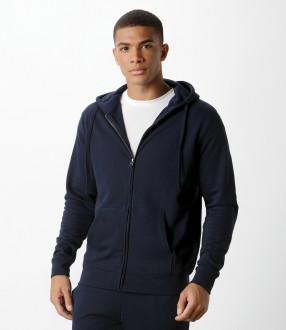 Kustom Kit Klassic Zip Hooded Sweatshirt
