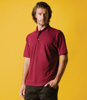 Kustom Kit Workwear Pique Polo Shirt