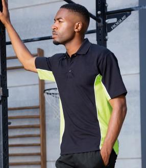 Gamegear® Track Poly/Cotton Pique Polo Shirt