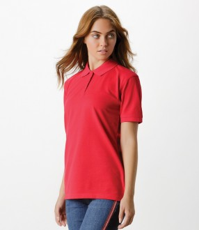Kustom Kit Ladies Klassic Poly/Cotton Pique Polo Shirt