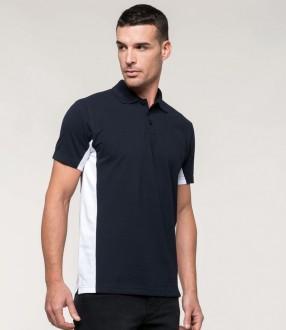 Kariban Flag Poly/Cotton Pique Polo Shirt