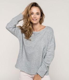 Kariban Ladies Oversized Sweatshirt