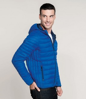 Kariban Lightweight Hooded Padded Jacket