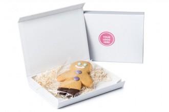 Branded Letter Box Gingerbread Man