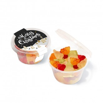 Eco Maxi Pot - Kalfany Christmas Fruit Gums