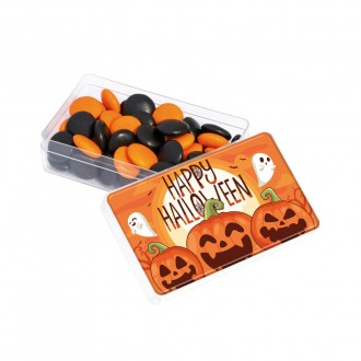 Halloween Maxi Rectangle Pot - Beanies