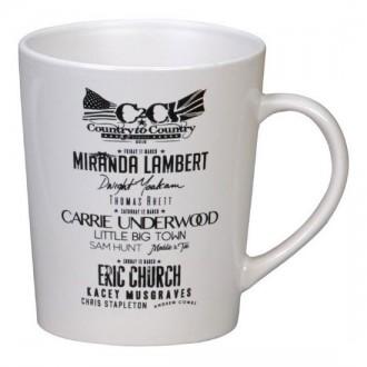Metro Ceramic Mug