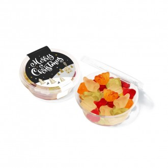 Eco Midi Pot - Kalfany Christmas Fruit Gums
