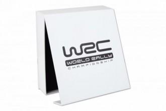 Large White Flip Box