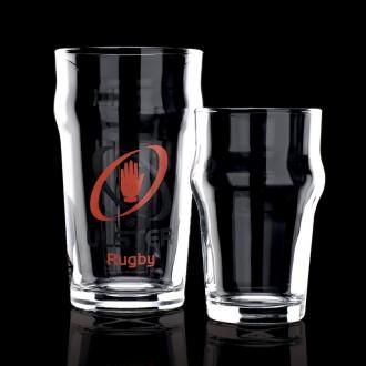 Stackable Pint Beer Glass