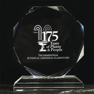 Crystal Octagon Award