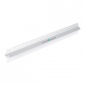 Aluminium Triangle Ruler - 30cm