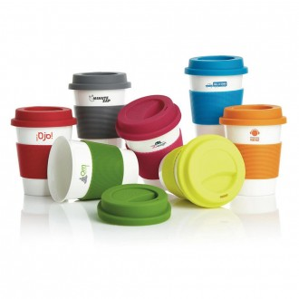 Eco PLA Coffee Cup 350ml