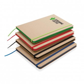 Eco Friendly A5 Kraft Notebook