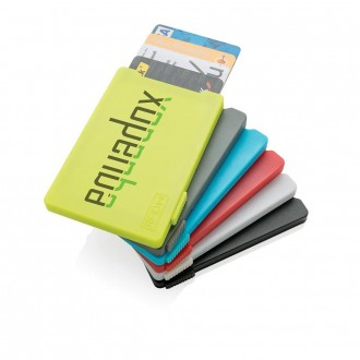 Multiple Card Holder with RFID Anti-Skimming