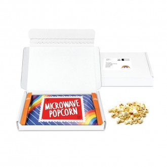 Midi Postal Box - Microwave Popcorn