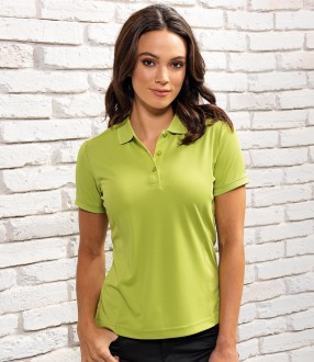Premier Ladies Coolchecker® Pique Polo Shirt