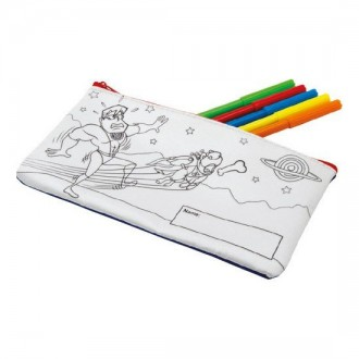 Colour In Pencil Case