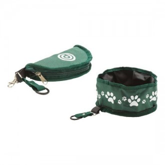 Travel Folding Dog Bowl
