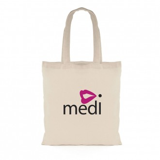 Natural 5oz Shopper Bag