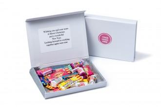 Letter Box Retro Sweets