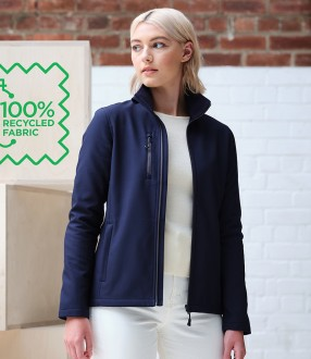 Regatta Honestly Made Ladies Recycled Softshell Jacket