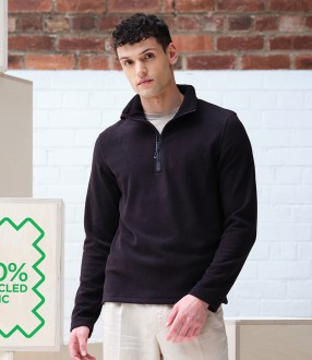 Regatta Honestly Made Recycled Half Zip Fleece
