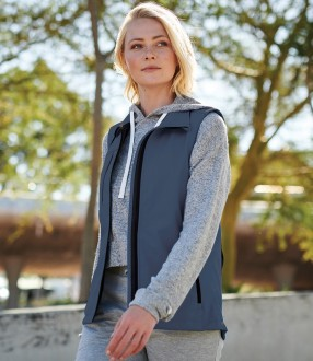 Regatta Ladies Octagon II Printable Soft Shell Bodywarmer
